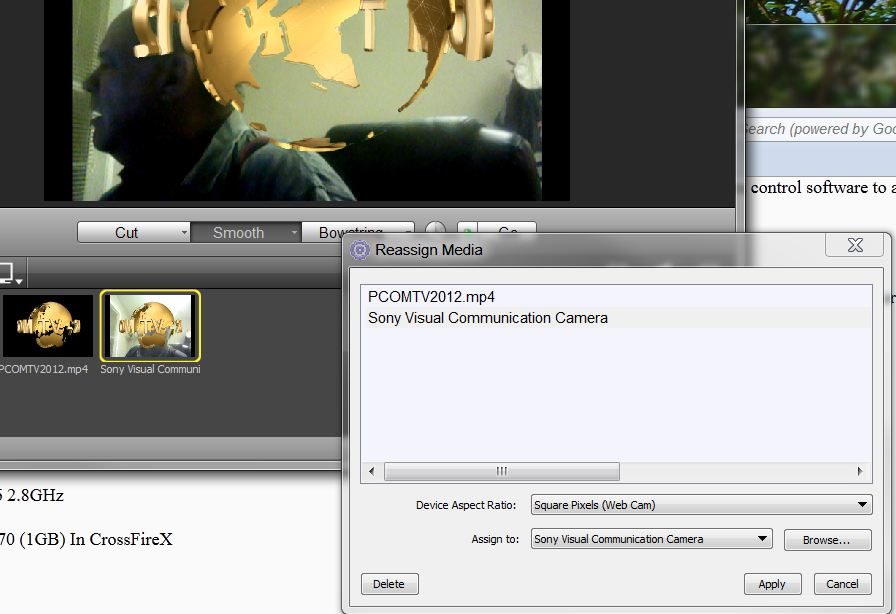Telestream Community Forum - Logitech C615 HD Webcam And